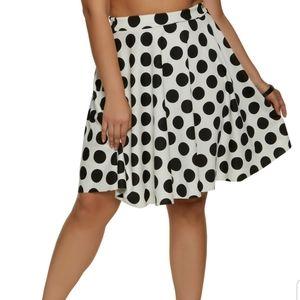 Dresses & Skirts - Plus size polka dot skirt COMING SOON
